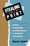 Stealing Into Print Book PDF