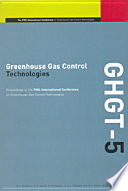 Greenhouse Gas Control Technologies