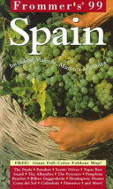 Spain   Frommer s Travel Guides Book PDF