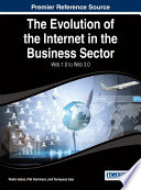 The Evolution of the Internet in the Business Sector Book