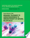 Breaking Tolerance to Unresponsiveness to Immunotherapy by Natural Killer Cells