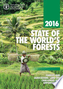 2016 STATE OF THE WORLD   S FORESTS Book