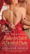 Rules to Catch a Devilish Duke [Pdf/ePub] eBook