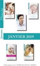10 romans Blanche + 1 gratuit (n°1406 à 1410 - Janvier 2019)