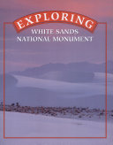 Pdf Exploring White Sands National Monument