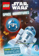 Lego Star Wars Space Adventures Activity Book With Minifigure