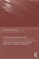 Tourism and Agriculture