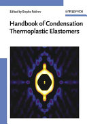 Handbook of Condensation Thermoplastic Elastomers