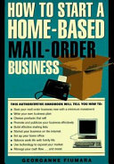 How to Start a Home based Mail order Business