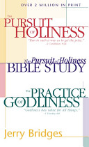 The Pursuit of Holiness   the Pursuit of Holiness Bible Study Guide Book