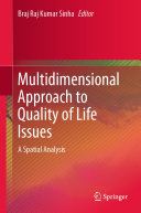 Pdf Multidimensional Approach to Quality of Life Issues Telecharger