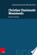 Christian Charismatic Movements