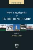 World Encyclopedia of Entrepreneurship [Pdf/ePub] eBook