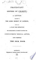 Protestant Sisters of Charity Book