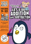 Let s do Addition and Subtraction 9 10