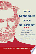 Did Lincoln Own Slaves