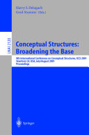 Conceptual Structures: Broadening the Base