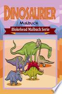 Dinosaurier Malbuch