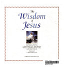 The Wisdom of Jesus Book