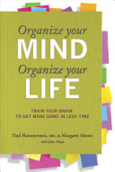Organize Your Mind  Organize Your Life
