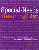 The Special needs Reading List