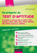 Pdf Se préparer au test d'aptitude - Tremplin 2, Passerelle 2, AST2, HEC, Essec Telecharger