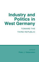 Industry and Politics in West Germany