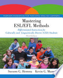 Mastering ESL EFL Methods