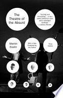 The Theatre of the Absurd Book