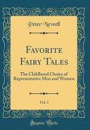 Favorite Fairy Tales, Vol. 1