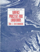 Surface Processes and Landforms Book