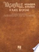 The Nashville Number System Fake Book