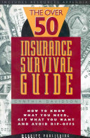 The Over 50 Insurance Survival Guide Book PDF