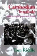 Cambodian Interlude