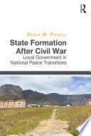 State Formation After Civil War
