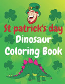 St Patrick s Day Dinosaur Coloring Book