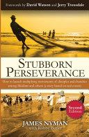 Stubborn Perseverance Second Edition Book