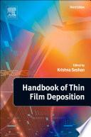 Handbook of Thin Film Deposition Book