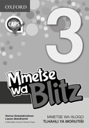 Books - Blitz Mental Maths Sepedi Grade 3 Teachers Guide | ISBN 9780190402785