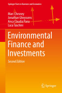 Environmental Finance and Investments Pdf/ePub eBook
