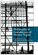 Philosophical Foundations of Human Rights Pdf/ePub eBook