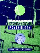 Handbook of Environmental Psychology