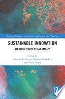Sustainable Innovation Book