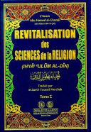 Pdf Revitalisation des sciences de la religion 1-4 VOL 1 Telecharger