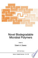 Novel Biodegradable Microbial Polymers Book PDF