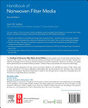 Pdf Handbook of Nonwoven Filter Media Telecharger