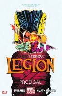 X-Men Legacy: Legion Vol. 1