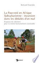 La pauvreté en Afrique subsaharienne