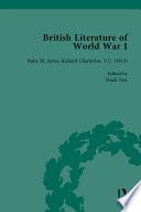British Literature of World War I