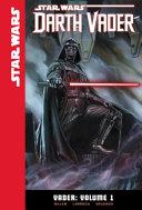 Star Wars Darth Vader: Vader
